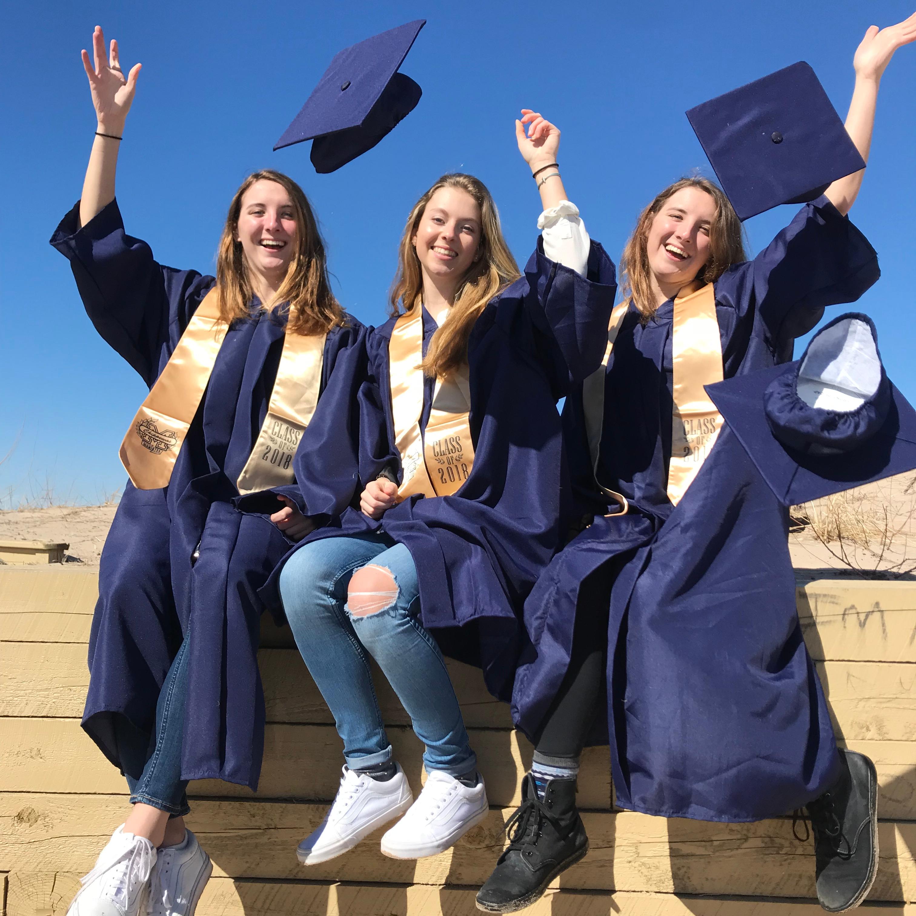 La cerimonia della Graduation è il sogno di tanti exchange student.
