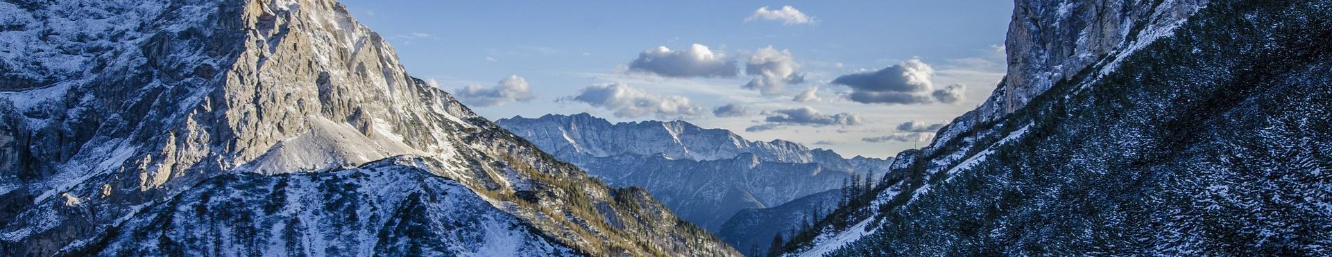 Kanada Rockymountain Aussicht Berge