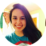 International student Julia from Brazil
