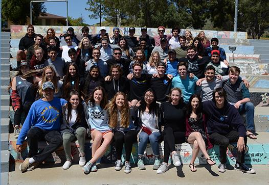 Student Blogger Candice attending Oak Park High School in California USA 2017