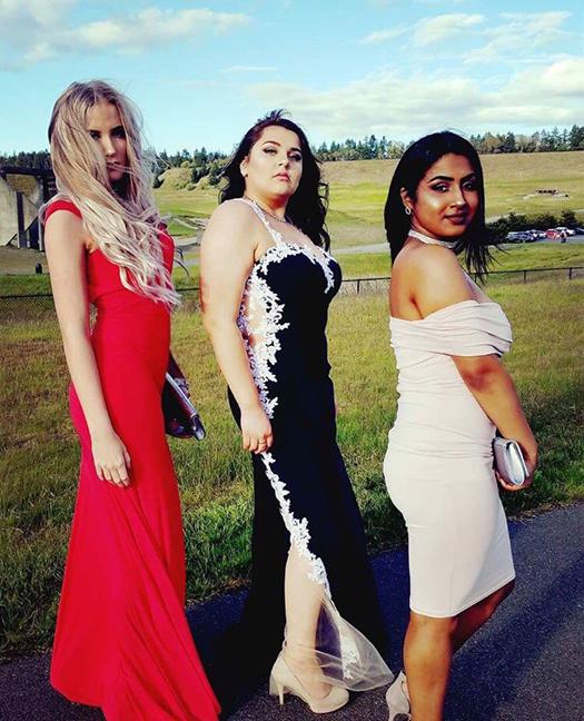 Ronja from Norway attending Mount Tacoma High School Washington USA 2017