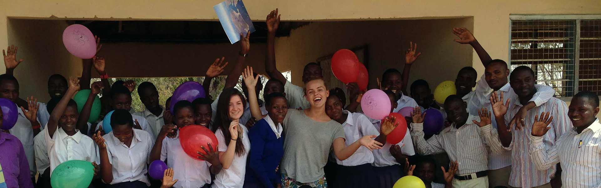 Aiducatius帮助非洲、南美洲的孩子们获得接受教育的机会