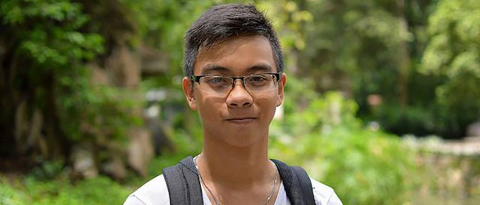 Educatius blogger Nguyen