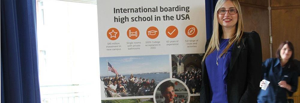 Educatius partner school at the Germany InsiderFair