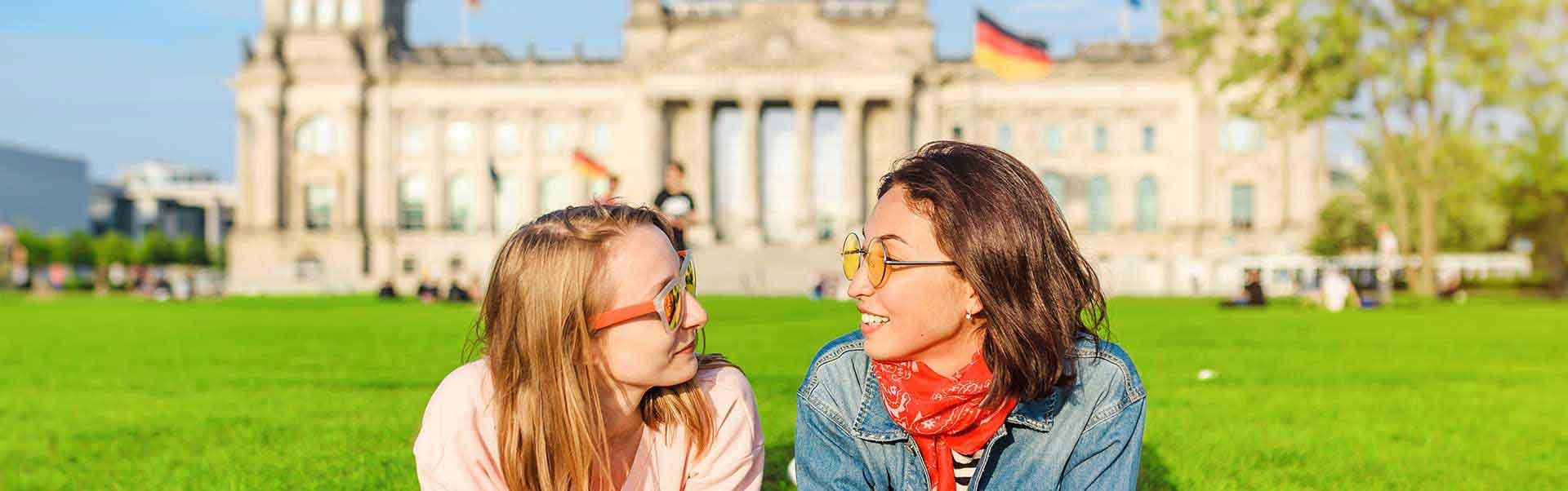 在德国的中学留学