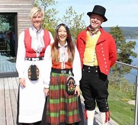 挪威住家和国际生