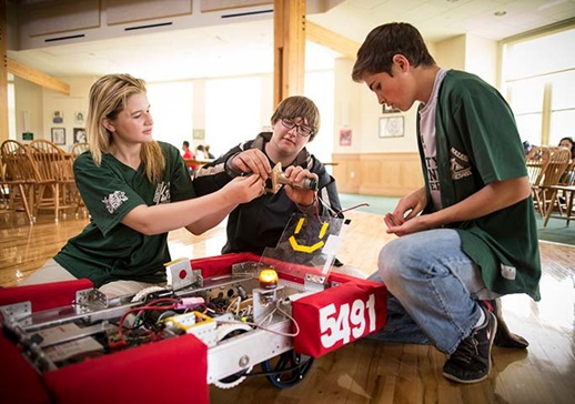 Winchendon School Robotics Club