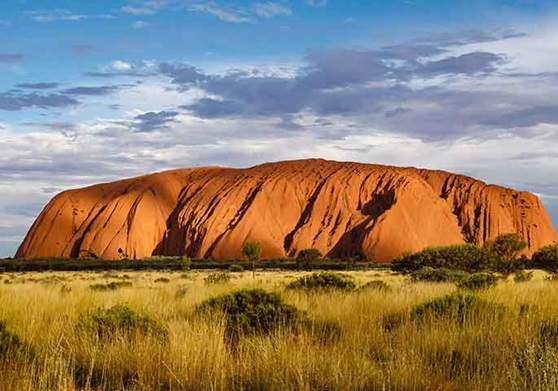 Australian landmark, Uluru