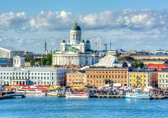 Capital city of Finland, Helsinki
