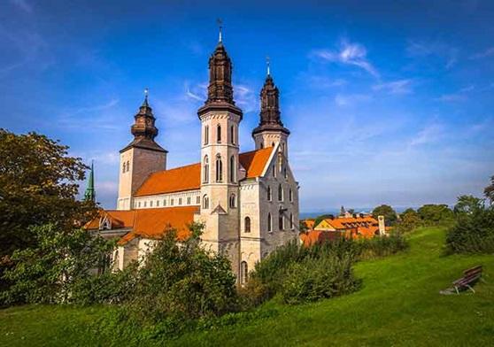 Fairytale castle in Sweden