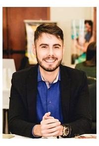 Educatius Group Sales Support Latin America - Thiago Gomes