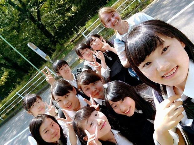 utbytesstudent i japan