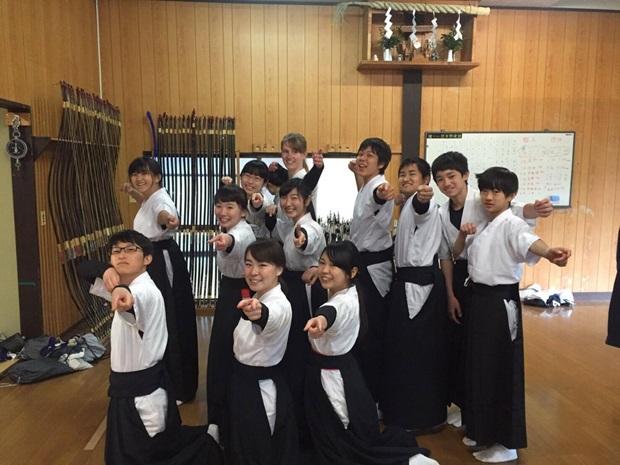 utbytesstudent i japan skolklubb