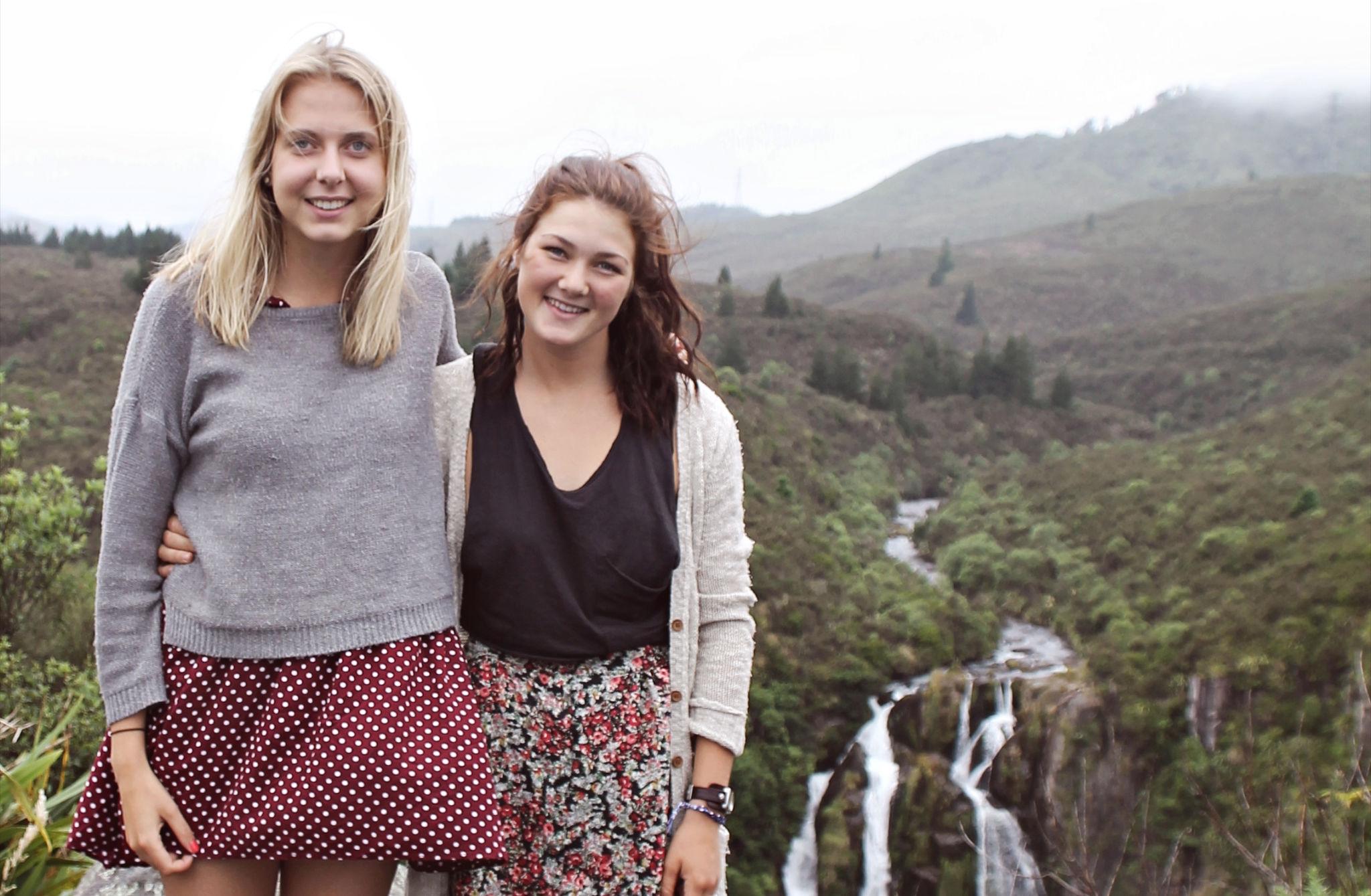 Nye venner på utveksling