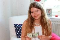 Jessica Ekberg scholarship winner