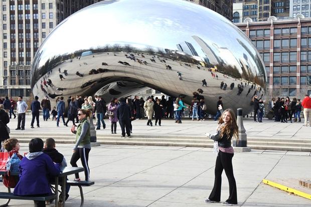 Utveksling i Chicago med Explorius