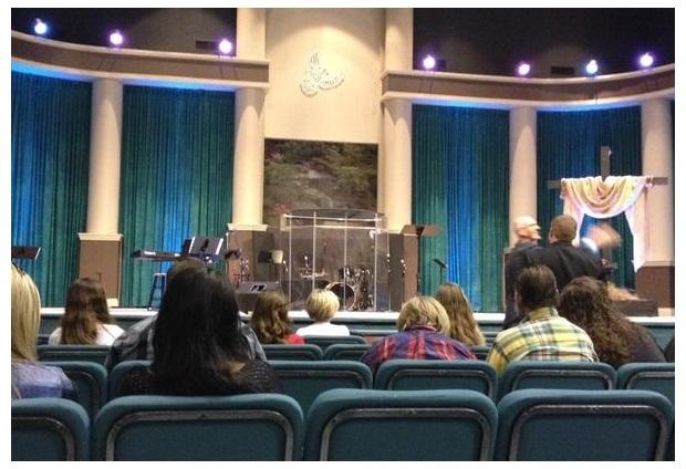 utbytesstudent usa kyrka