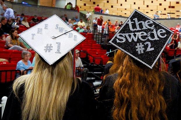graduation utbytesstudent blogg