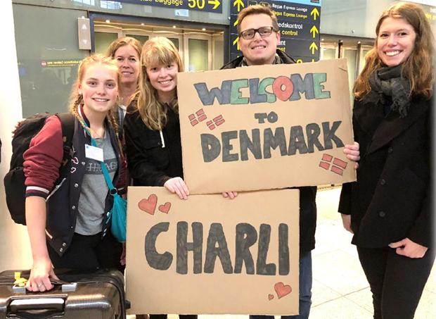 Udveklsing i Danmark, bliv værtsfamilie
