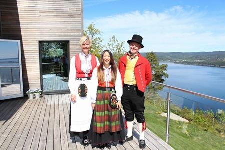 17. mai feiring i Norge