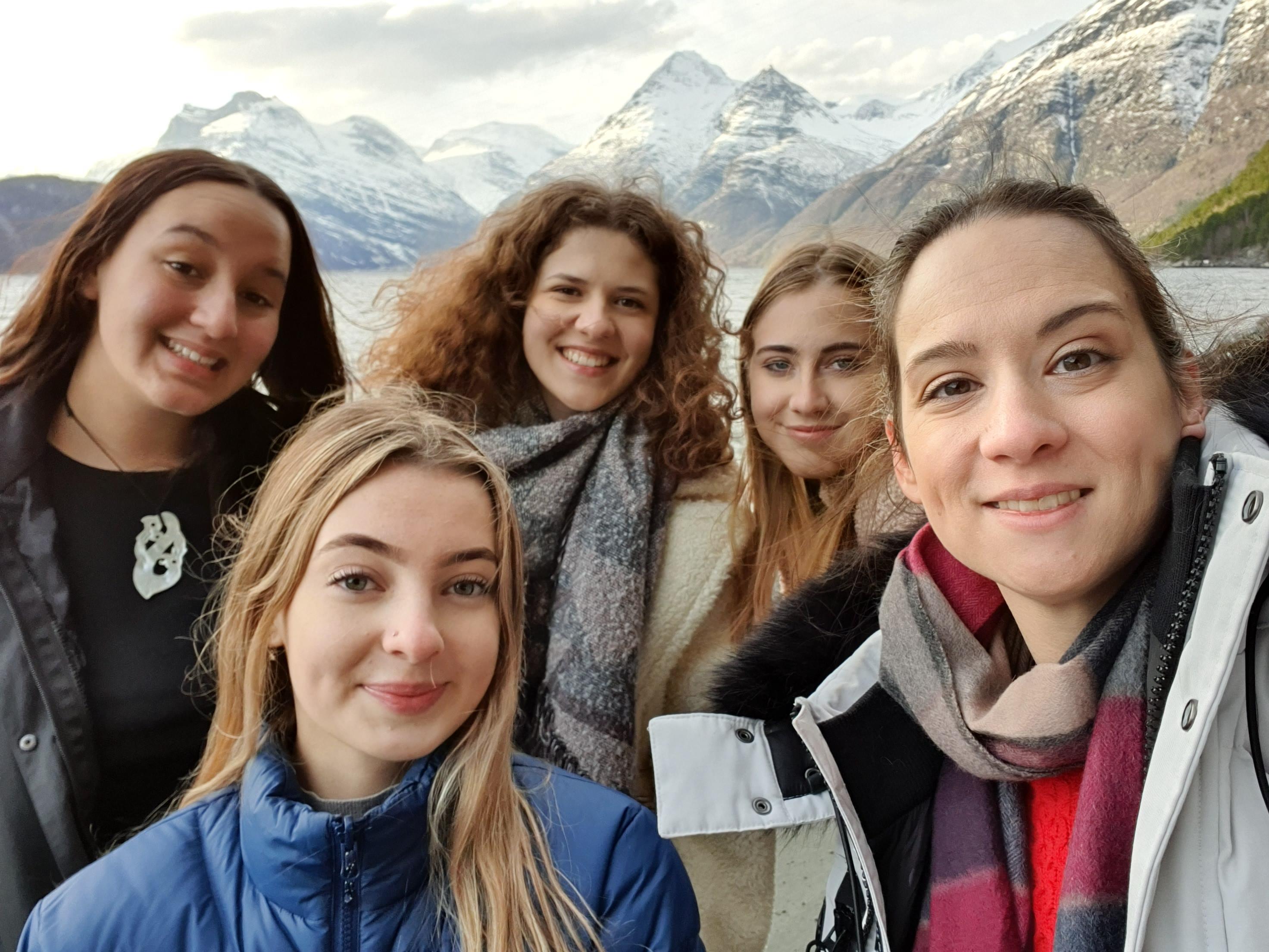 Utvekslingsstudenter i Norge