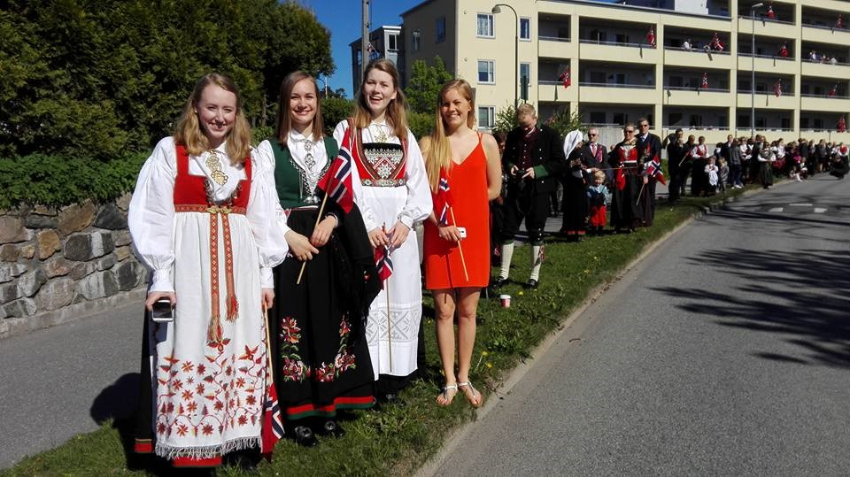 vår tyske utvekslingselev