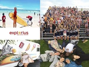 På udveksling med Explorius