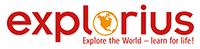 explorius logo
