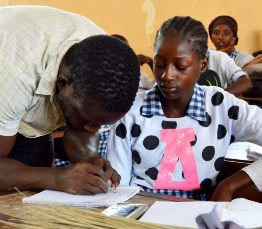 skole i gambia