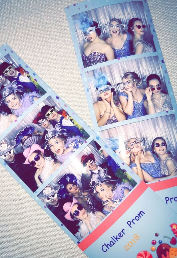 Photobooth-kuvia