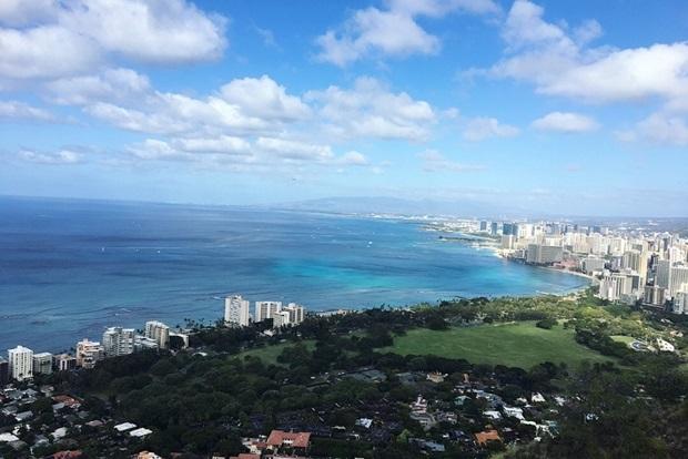 Honolulun maisemat
