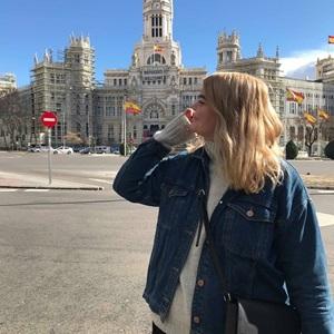 Madridissa turistina