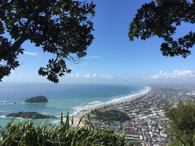 Ellen utsikt New Zealand