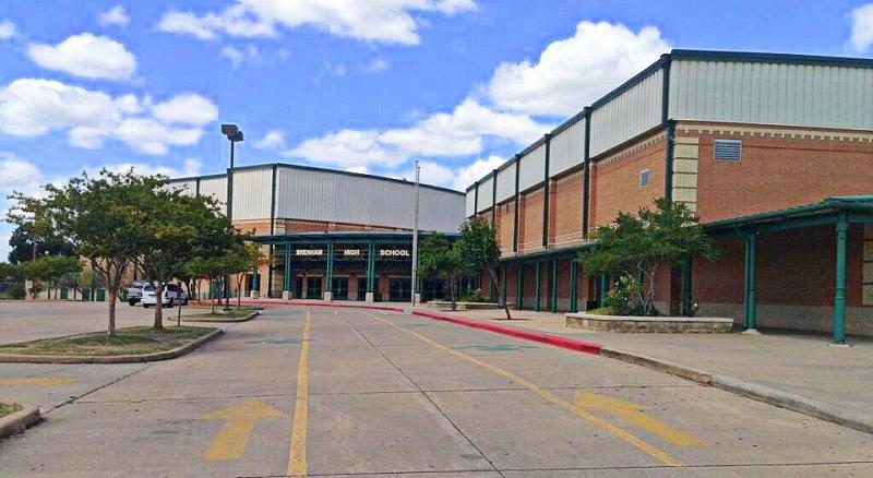 En amerikansk High School
