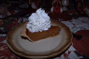 Petters første punkin pie