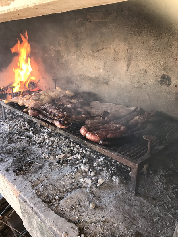 bonfire i argentina