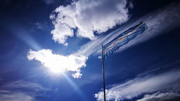 argentisk flagg