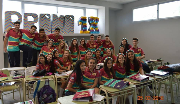 skolen i Argentina