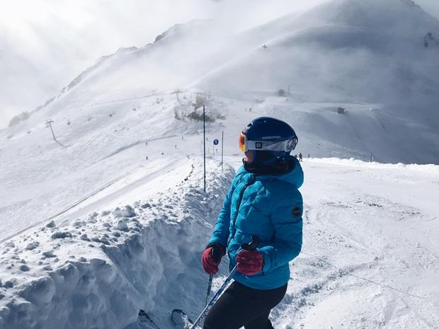 snø i Frankrike