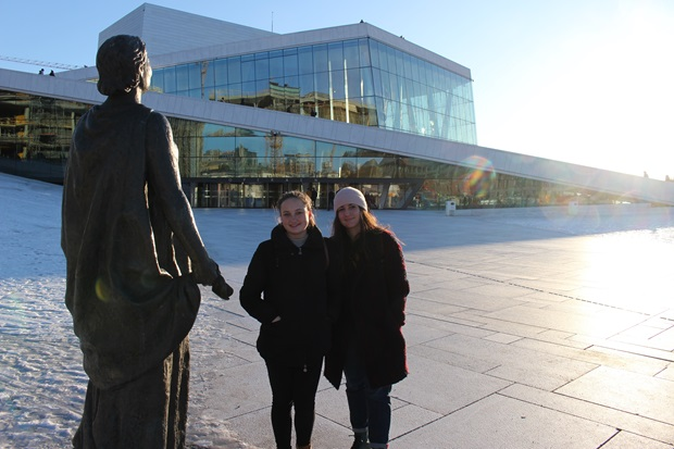 turist i Oslo