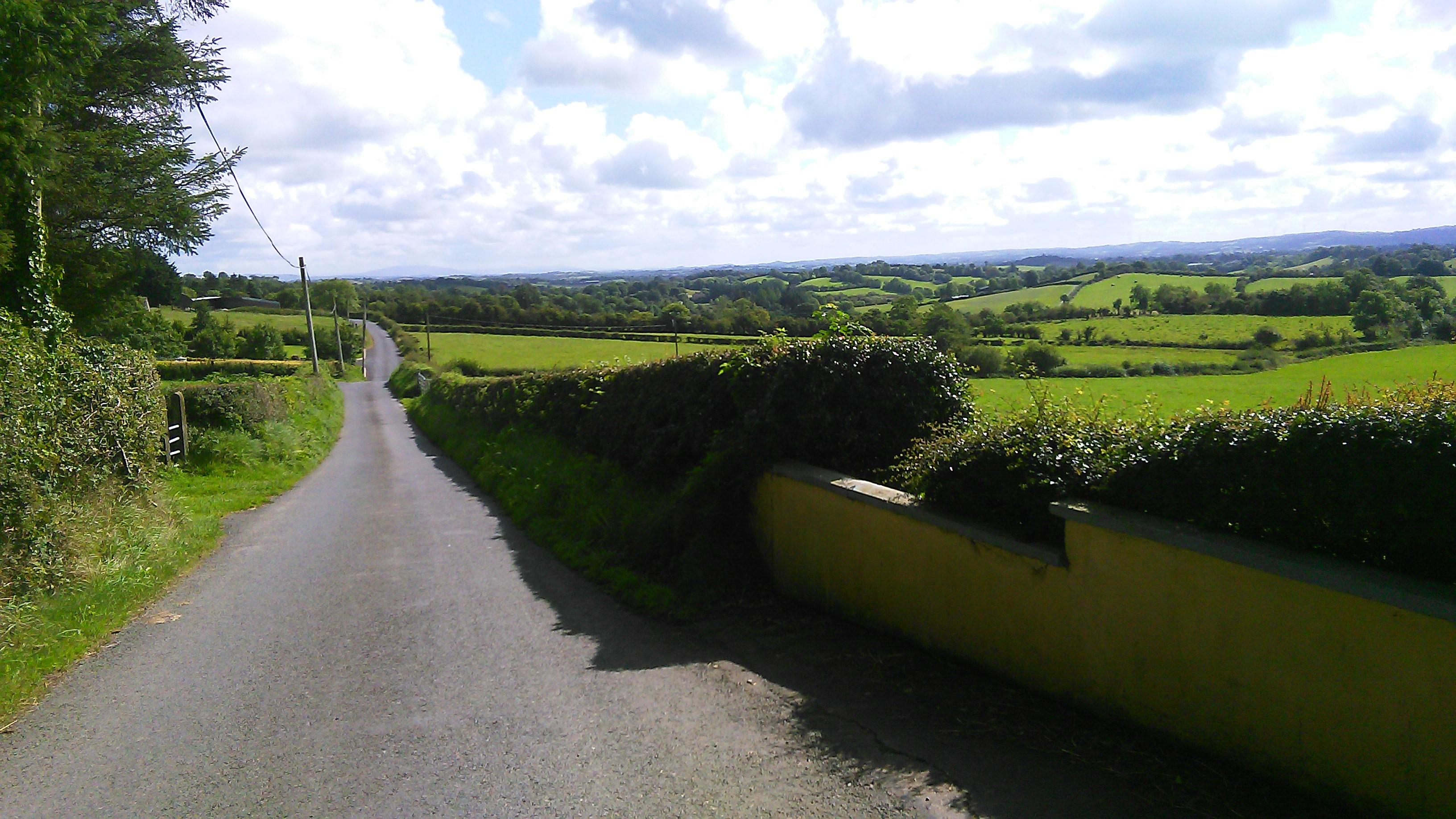 naturen i irland