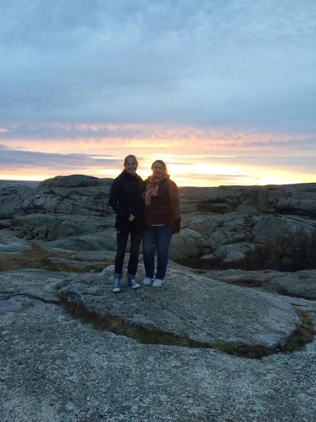 utvekslingsstudent i Troms