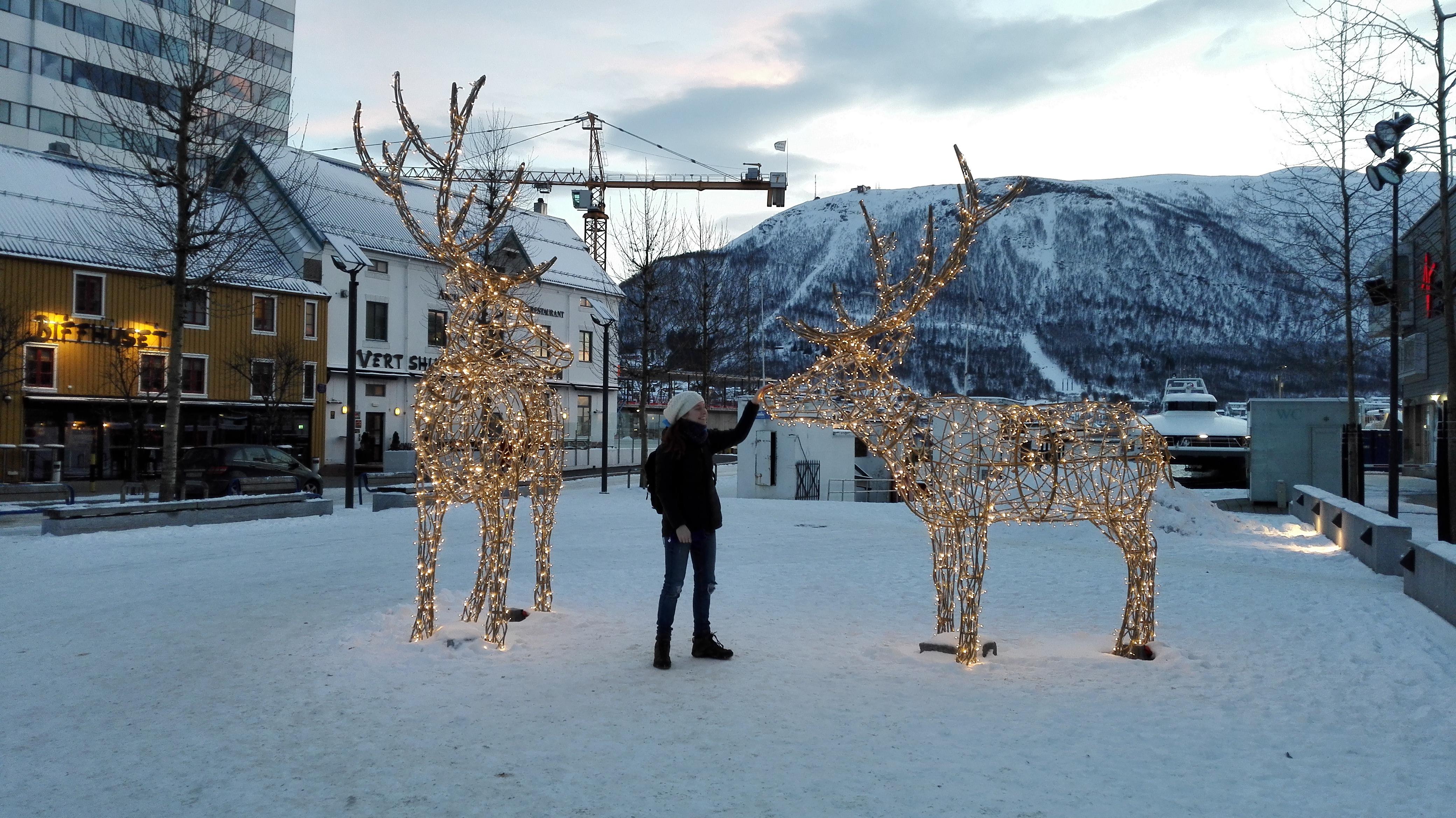 utvekslingselev i Tromsø