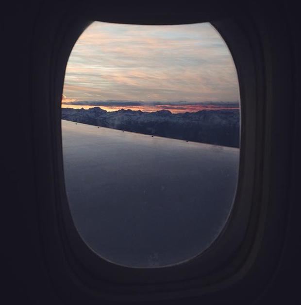 Utsikt over Andes