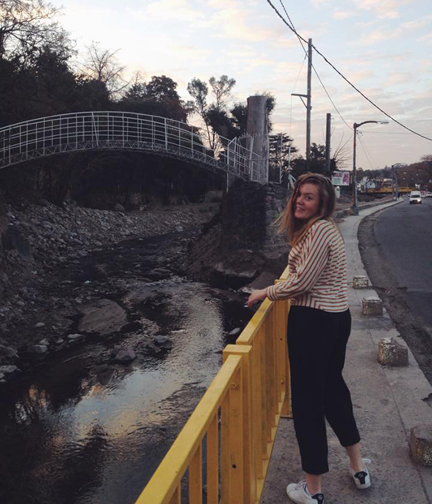 Norsk student i Argentina