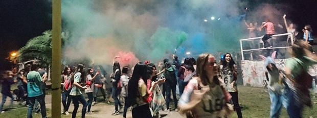 Fagefestival i Argentina