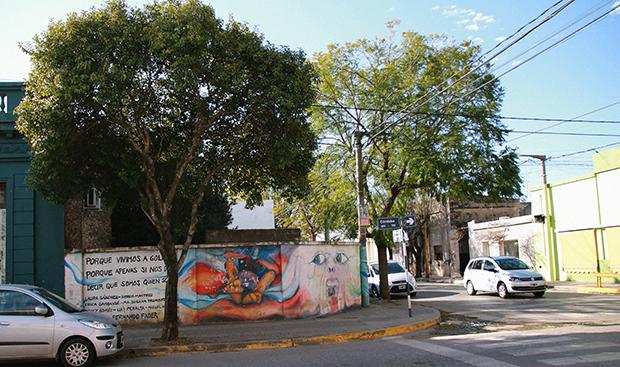 Gate i Argentina
