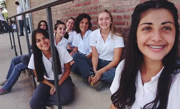 Skolevenner i Argentina