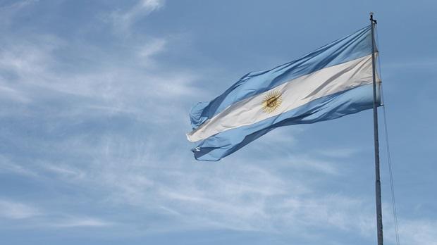 Argentinske flagg