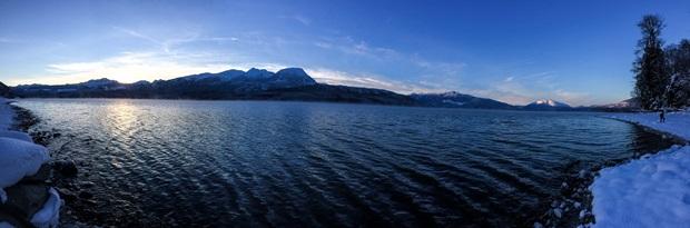 Nydelig utsikt i Canada